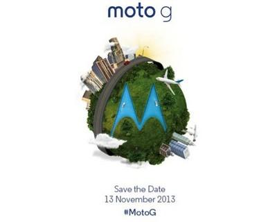 Moto G, presentazione a breve