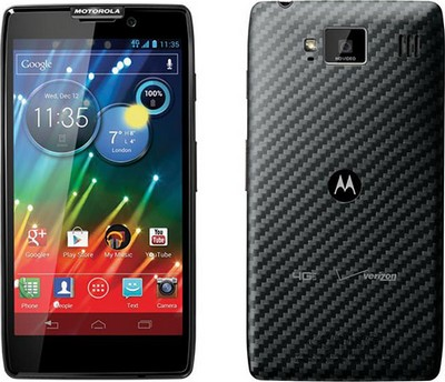 Motorola Droid RAZR HD, foto engadget.com