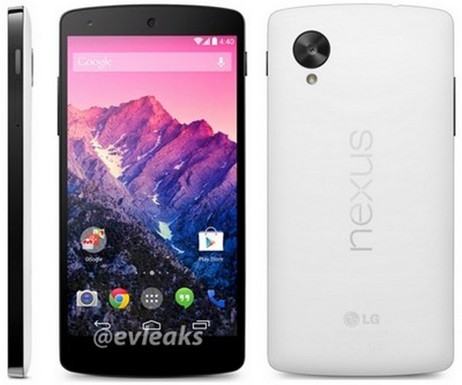 Nexus 5: fine del bug della fotocamera
