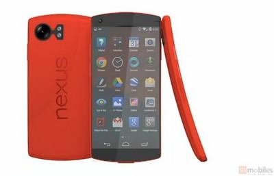 Nexus 6, concept di 91mobiles.com