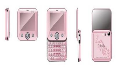 NGM Vanity, cellulare dual SIM