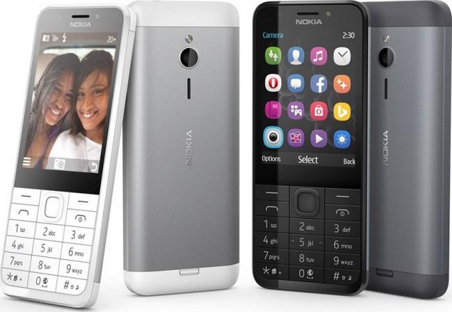 Microsoft Nokia 230 e Nokia 230 Dual SIM