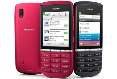 Nokia Asha 300, panoramica