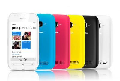 Nokia Lumia 710, nuovo smartphone con WP Mango