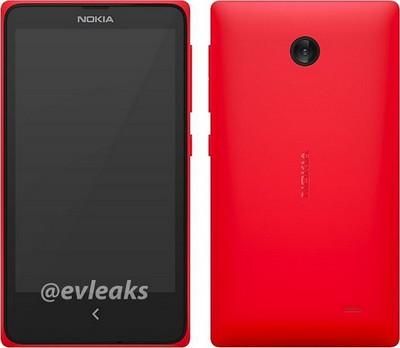 Nokia Normandy, fonte @evleaks