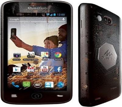 Quechua Phone di Archos, in vendita da Decathlon