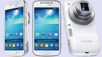 Samsung Galaxy S4 Zoom, foto trustedreviews.com