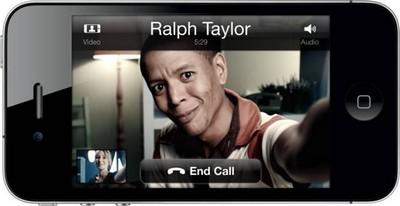 Skype, videochiamata su iPhone