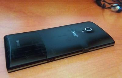 Sony Nexus X: foto trapelata