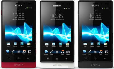 Sony Xperia Sole