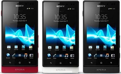 Sony Xperia Sole