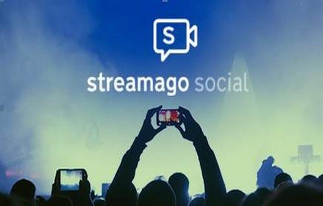 Streamago Social di Tiscali