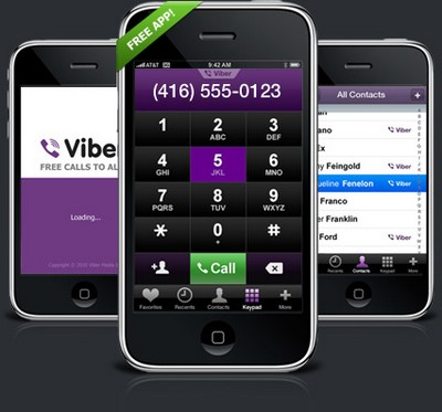 Viber per iPhone