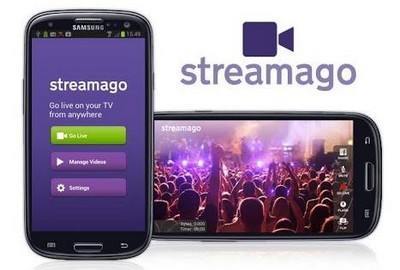 Video in diretta con Streamago e Indoona di Tiscali