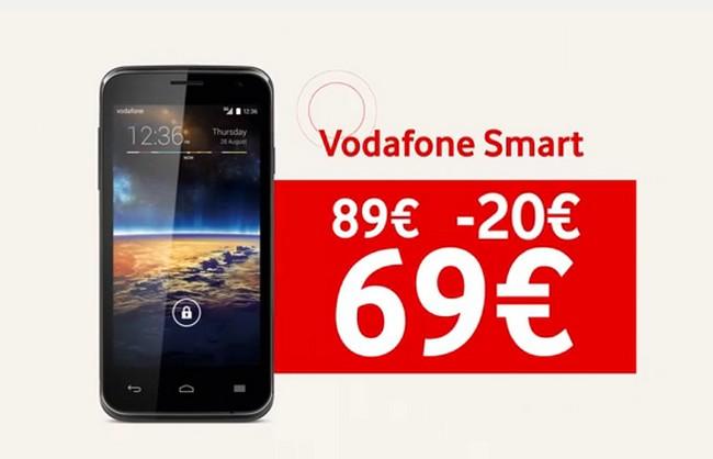 Vodafone Smart, premio di giugno 2014