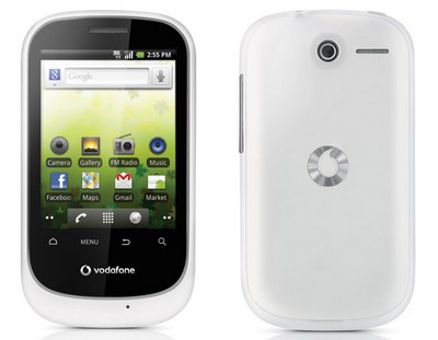 Vodafone Smart Android