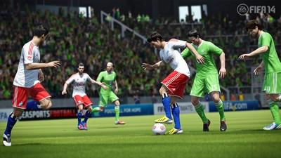 FIFA 14, la demo