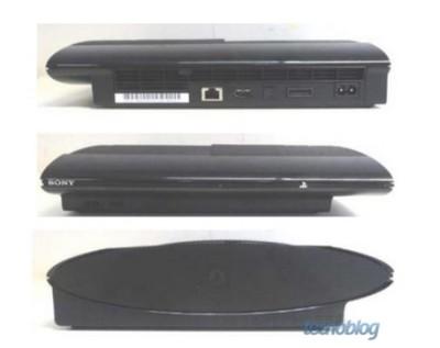 PlayStation 3 Slim, la foto pubblicata da Technoblog Brasile