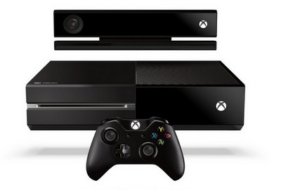 Xbox One, set con Kinect