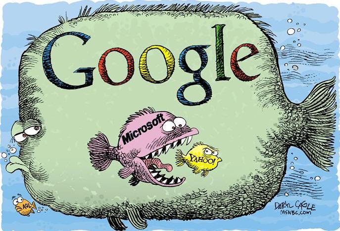 Google passa alla cassa e i siti vanno in sofferenza