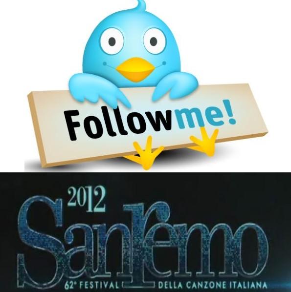 Twitter e Sanremo: i profili dei big analizzati