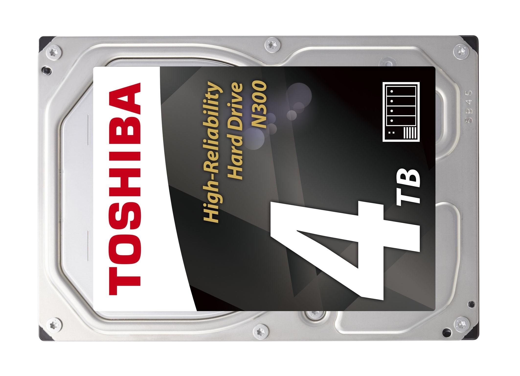 Toshiba High-Reliability N300 4TB