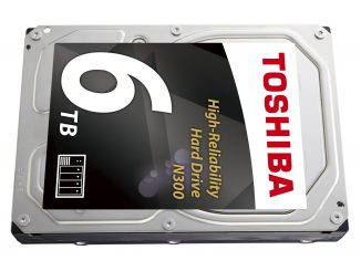 Toshiba High-Reliability N300 6TB