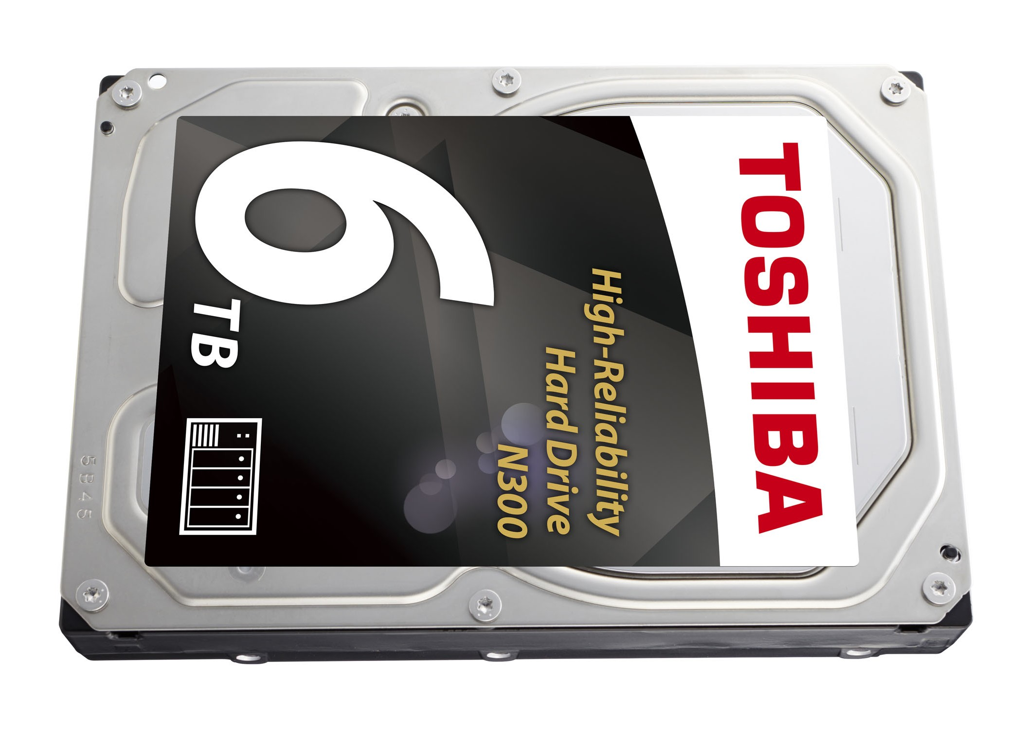 Toshiba High-Reliability N300 6TB