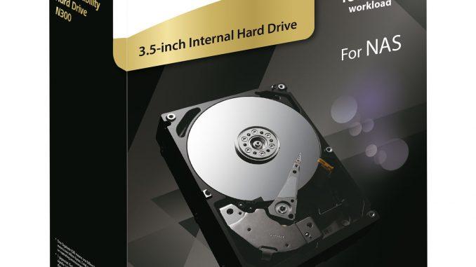 Toshiba hard disk N300 da 8TB