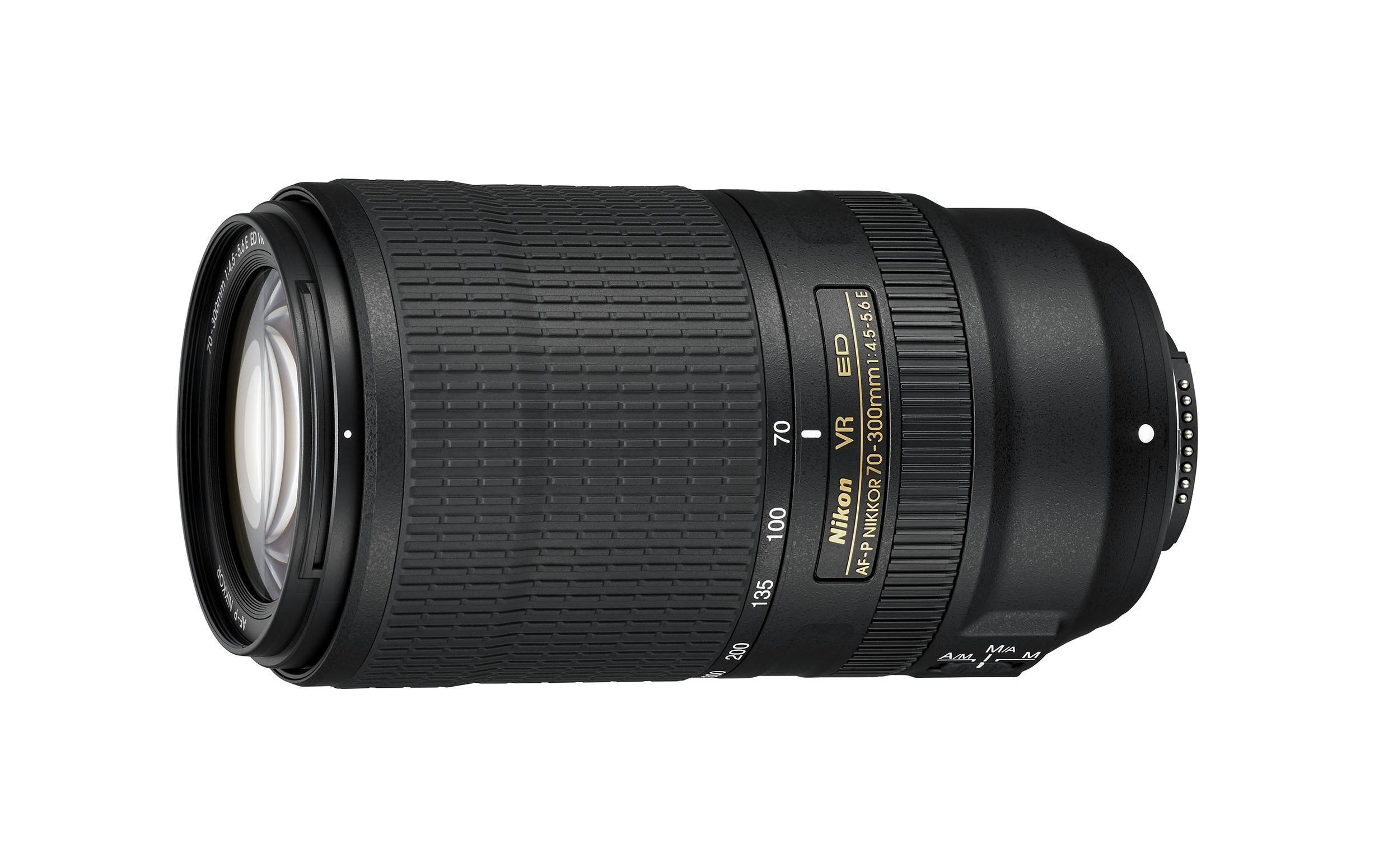 Zoom AF-P NIKKOR 70-300mm ED VR
