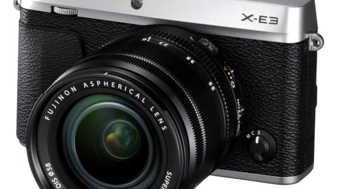 Fujifilm X E3