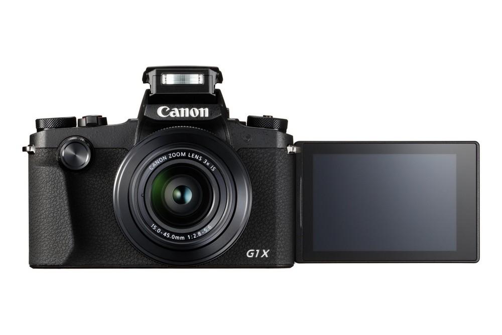 PowerShot G1X Mark III