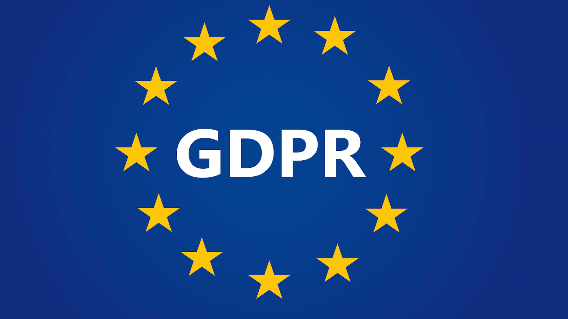 GDPR General Data Protection Regulation