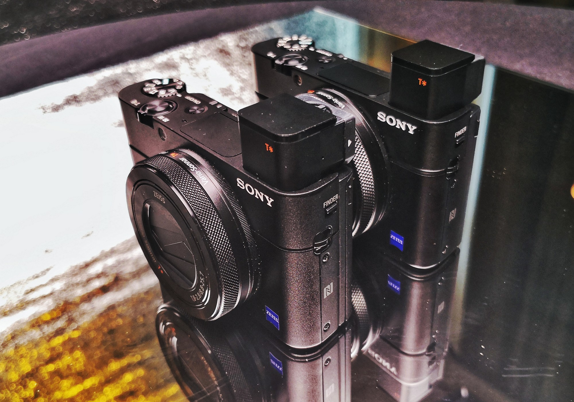 Impugnatura Sony VCT-SGR1