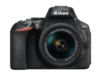 Nikon D5600 fronte