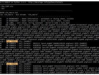 Libraesva screen malware Excel maggio2020